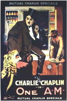 One AM, Charlie Chaplin