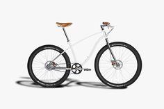 If price didn't matter...Budnitz Bicycles Model No.2 Titanium Vanilla Bike
