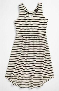 W Girl V-Neck Dress (Big Girls) available at #Nordstrom