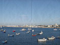 Boats Italy (arranged with GIMP)...