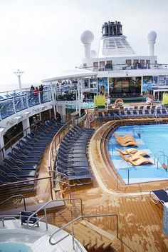 Every day can be a pool day on Quantum of the Seas.