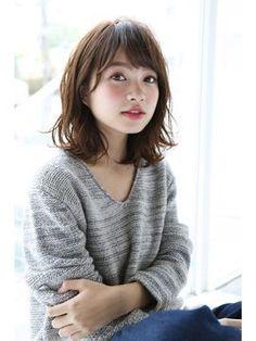 【Un ami】ミルクティーカラー×クラシカル×モード(高橋) - 24時間いつでもWEB予約OK!ヘアスタイル10万点以上掲載!お気に入りの髪型、人気のヘアスタイルを探すならKirei Style[キレイスタイル]で。