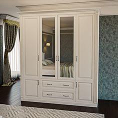 Шкафы классика с распашными дверями или шкафы купе? Как выбрать?