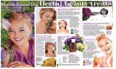Herbal Beauty Treats