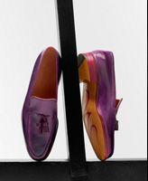 Massaro custom-made shoes France Paris