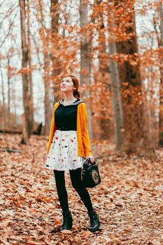 Outfit: Into the Woods