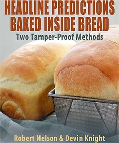 This is the best book on headline predictions. If you want to become world famous as a #mentalist, this Headline Predictions Baked Inside Bread eBook could help you achieve your goal.