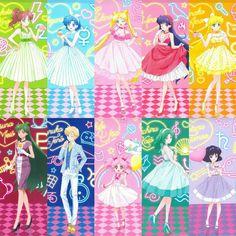 "Gefällt 1,640 Mal, 3 Kommentare - sᴀɪʟᴏʀ ᴍᴀʀs ♂ (@super_sailor_mars) auf Instagram: ""Sailor Moon Eternal 🌙 . . . #sailormoon #sailormercury #sailormars #sailorjupiter #sailorvenus…"" Sailor Moon Y Darien, Arte Sailor Moon, Sailor Chibi Moon, Sailor Uranus, Sailor Mars, Sailor Moon Crystal, Haruka And Michiru, Sailor Moon Halloween, Sailor Moon Drops"