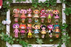 Mini Lalaloopsy by nolla io, via Flickr #lalaloopsycollection