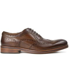 Keating is the latest addition to our men's brogue family. On one of our newer last's Widen, this brogue has a more rounded shape for the laid back look. With a double wingtip design that is adorned with a delicate punched pattern. A toe rose is also a design feature, whilst a full leather lining ensures comfort. All this sits on a rubber sole for improved grip and durability.