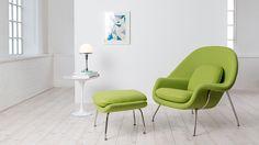 Ideas para decorar un salón en verde