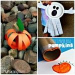 Creative Halloween Crafts for Kids to Make