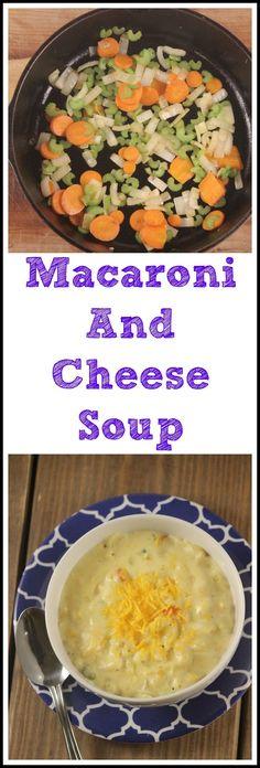 This easy Macaroni A