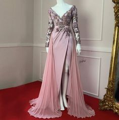 Sequin Evening Dresses, Elegant Prom Dresses, Evening Gowns, Beautiful Dresses, Formal Dresses, African Fashion Dresses, Indian Dresses, Hijab Dress Party, Couture Dresses
