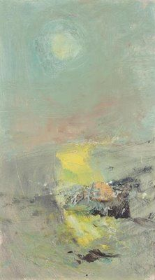 Art Inconnu - Little-known and under-appreciated art.: Joan Eardley (1921-1963)   the sun and the sea