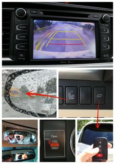 Highlander-Toyota-seguridad-bms-baul-camara #VayamosJuntos