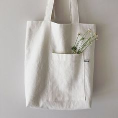 Best 12 This is plain white canvas bag for DIY. Product ranges: various blank canvas bags,pouches,cases. Sacs Design, Diy Tote Bag, Linen Bag, Fabric Bags, Shopper Bag, Cotton Bag, Cotton Fabric, Cloth Bags, Handmade Bags