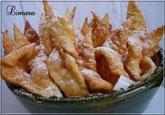 Limara péksége: Csörögefánk