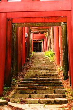 Gates, Koya-san
