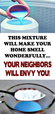This Mixture Will Make Your Home Smell Wonderfully…Your Neighbors Will Envy You! #DIYandcrafts #homeremediesfornausea