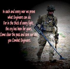 What do marine combat engineers do