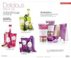 Check out the fabulous things I found in the Mary Kay® eCatalog! The Look - Special Holiday Edition Page 2 - Page 3