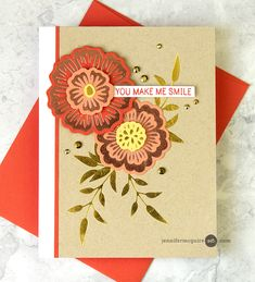 15 Best Birthday Cards Tutorials And Inspiration With Spellbinders