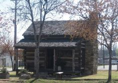 The Michael Gaffney Cabin Located near the corner of Floyd Baker and N. Limestone Street in Gaffney, SC, this home orginally belonged to the town's founder.