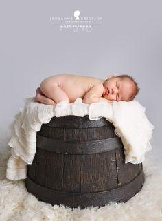 Jeneanne Ericsson Photography » » wine barrel