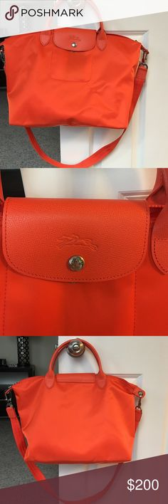 c817429c2456 Brand new Longchamp bag