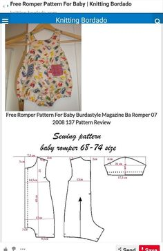 Baby Dress Patterns Sewing For Kids Baby Sewing Baby Born Diy For Girls Baby Girl Dresses Toddler Dress Knitting Patterns Free Sewing Patterns Baby Girl Dress Patterns, Baby Clothes Patterns, Kids Patterns, Dress Sewing Patterns, Baby Girl Dresses, Clothing Patterns, Knitting Patterns, Baby Romper Pattern, Pattern Sewing