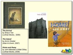 Escaping Conflict, Seeking Peace: Picture books that relate refugee stories, and their importance