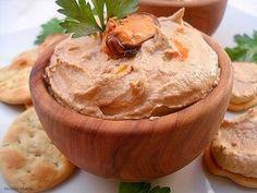 Con sabor a canela: Paté picante de mejillones