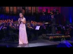 Get Happy, from Summer Stock - Laura Osnes and the Mormon Tabernacle Choir - YouTube