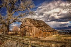 Old Barn in Franktown Photo by Janis Knight / Home Planet Images -- National Geographic Your Shot