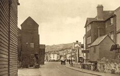 Rock-a-Nore, Hastings, c. 1930