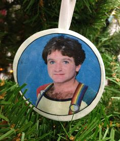 Mork Ornament by UberDorkDesigns on Etsy