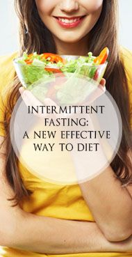 Intermittent Fasting: A New Effective Way To Diet