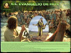 EL EVANGELIO DE HOY 24 ENERO 2018