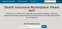 Consumer Reports: Stay Away From Obamacare Website! - Now The End Begins