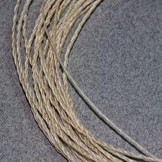 Horsehair Tenkara Line Fly Tying Materials, Fly Shop, Horsehair, Fly Fishing, Fly Tying