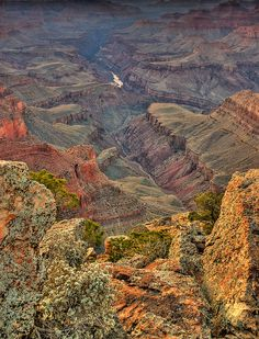 Grand Canyon National Park  - East Rim - Arizona