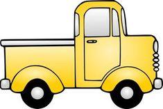 Toy Truck Clip Art | Truck Clip Art