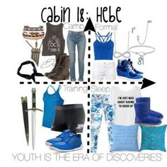 Cabin 18: Hebe I like how the Formal's like Meh, who cares? I'm just gonna wear shorts and sport shoes.