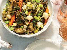 French Spring Vegetable Stew (Estouffade Printanière) Recipe | SAVEUR
