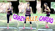 CRAZY HIIT CARDIO WORKOUT: Work It Out Wednesday - BEXLIFE