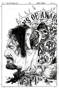 Sons of Anarchy - Garry Brown