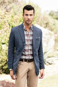 Spring 2014 Linen sport coat is offered in all fits. I'm trained to tailor your measurements. Yvette.Najarro@jhilburnpartner.com