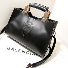 stacy bag hot sale women leather handbag female fashion totes ladies briefcase business bag vintage messenger bag shoulder bag $12.00