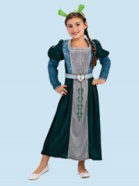 Child Princess Fiona Medium Costume